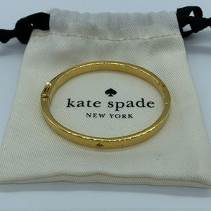 🌟KATE SPADE ♠️ GOLD BANGLE BRACELET